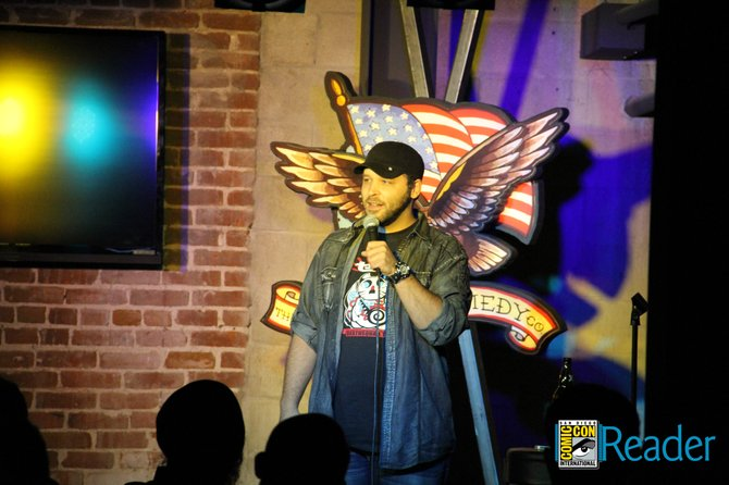 Brian Redban of the Deathsquad Podcast