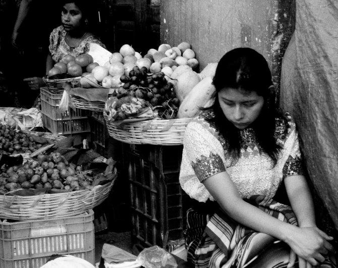 Long Day at the Market - Chichicastenango, Guatemala