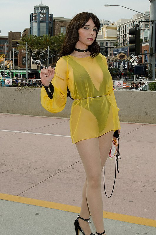 Silk Spectre, Watch Men Movie