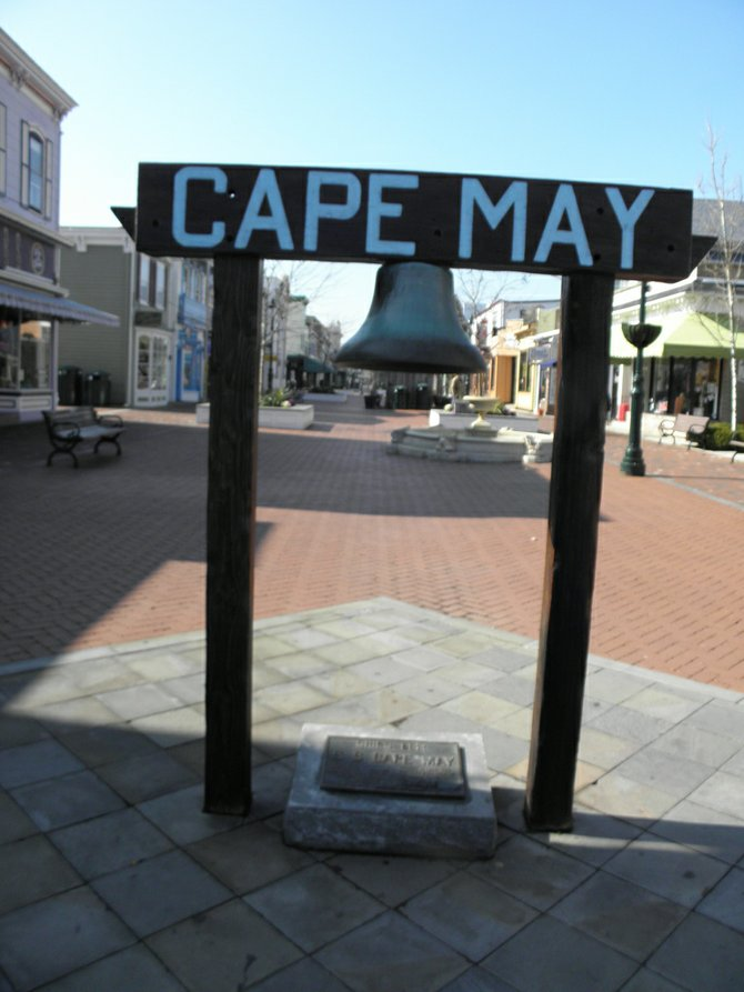 Cape May , New Jersey