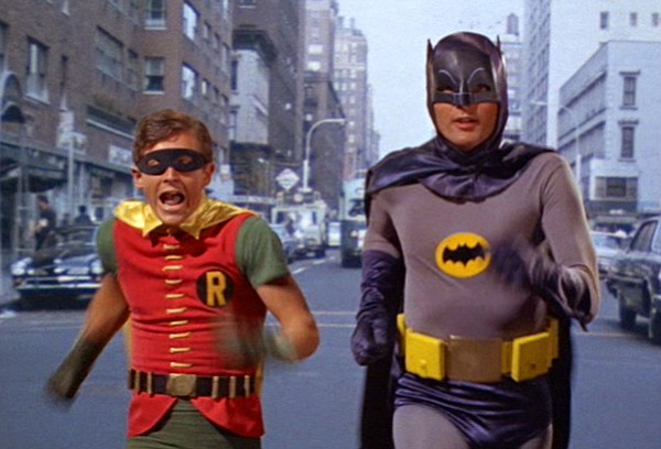 Whistle Stop will screen the original 1966 Batman in anticipation of Friday's summer blockbuster The Dark Knight Rises.