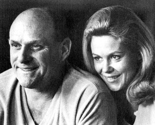 William Asher and Elizabeth Montgomery.