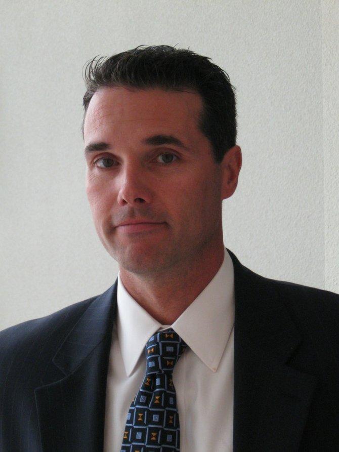 Gang specialist Cal Logan.