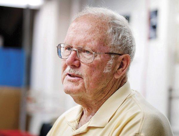 "Ron Peterka, former Intermountain Fire official, says the fee is an ""unfair tax."""