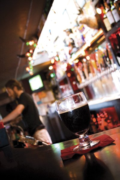 The craft beer program at Live Wire is a local standout.