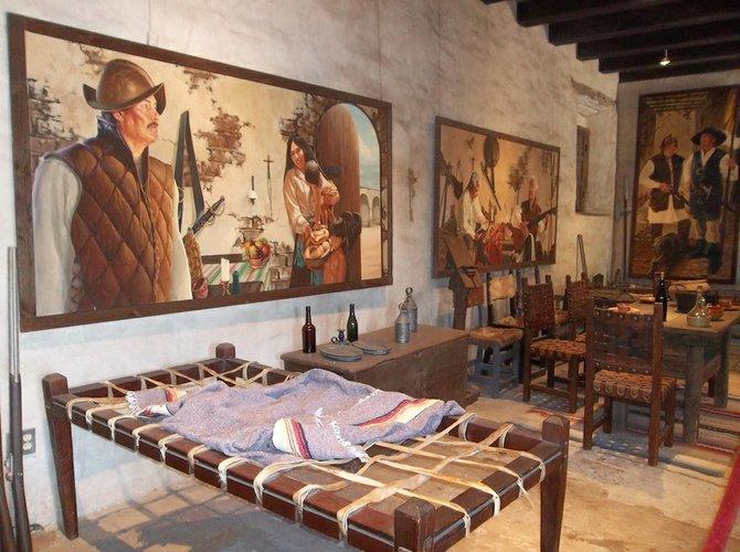 Mission living quarters