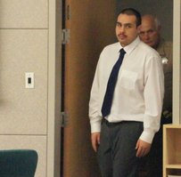 Juan Rocha, 21, was declared guilty of second degree murder. Photo Weatherston.