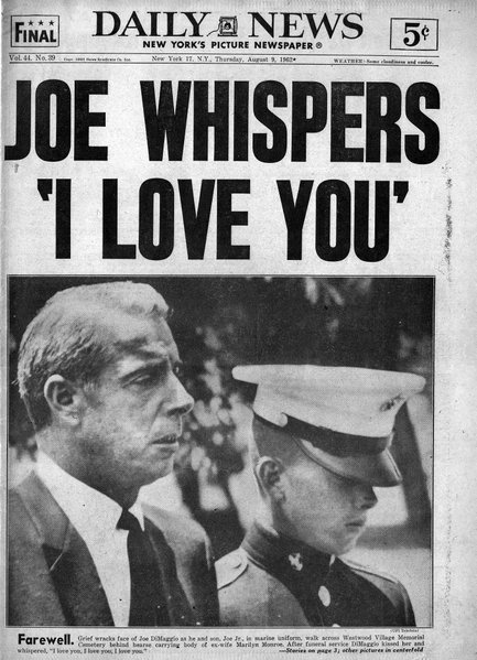 NEW YORK DAILY NEWS, Thursday, August 9, 1962.