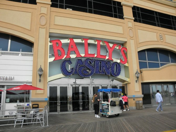 Balley's Casino in Atlantic City, New Jersey