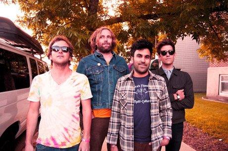San Diego's folk-rocking Donkeys clop into Eleven Friday night.