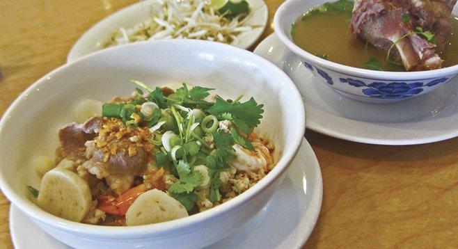 Hu Tieu Nam Vang Kho