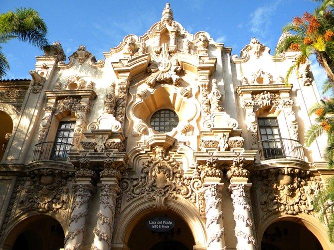 Casa Del Prado - Balboa Park, San Diego, CA