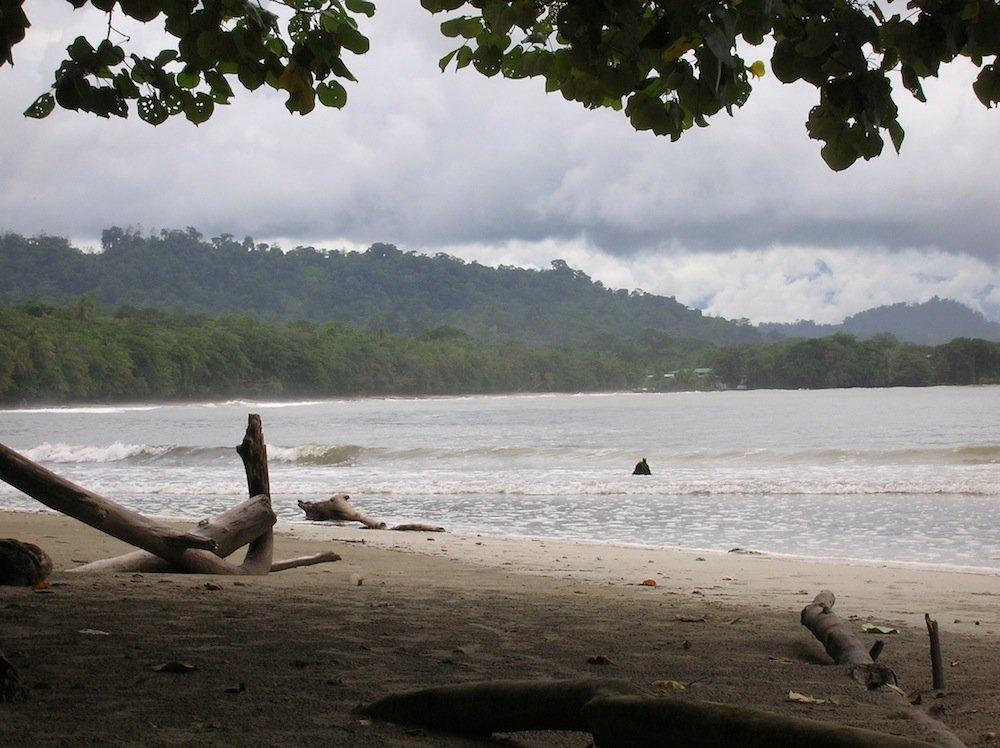 Cahuita's Playa Negra