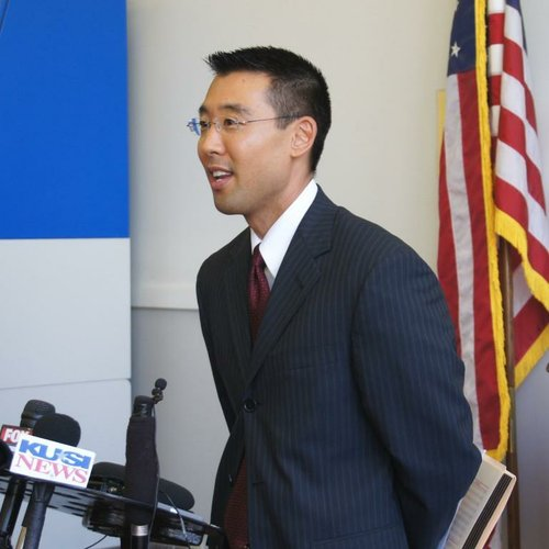 Prosecutor Keith Watanabe prepared murder charges. Photo Weatherston.