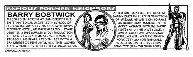 Famous Former Neighbors photo