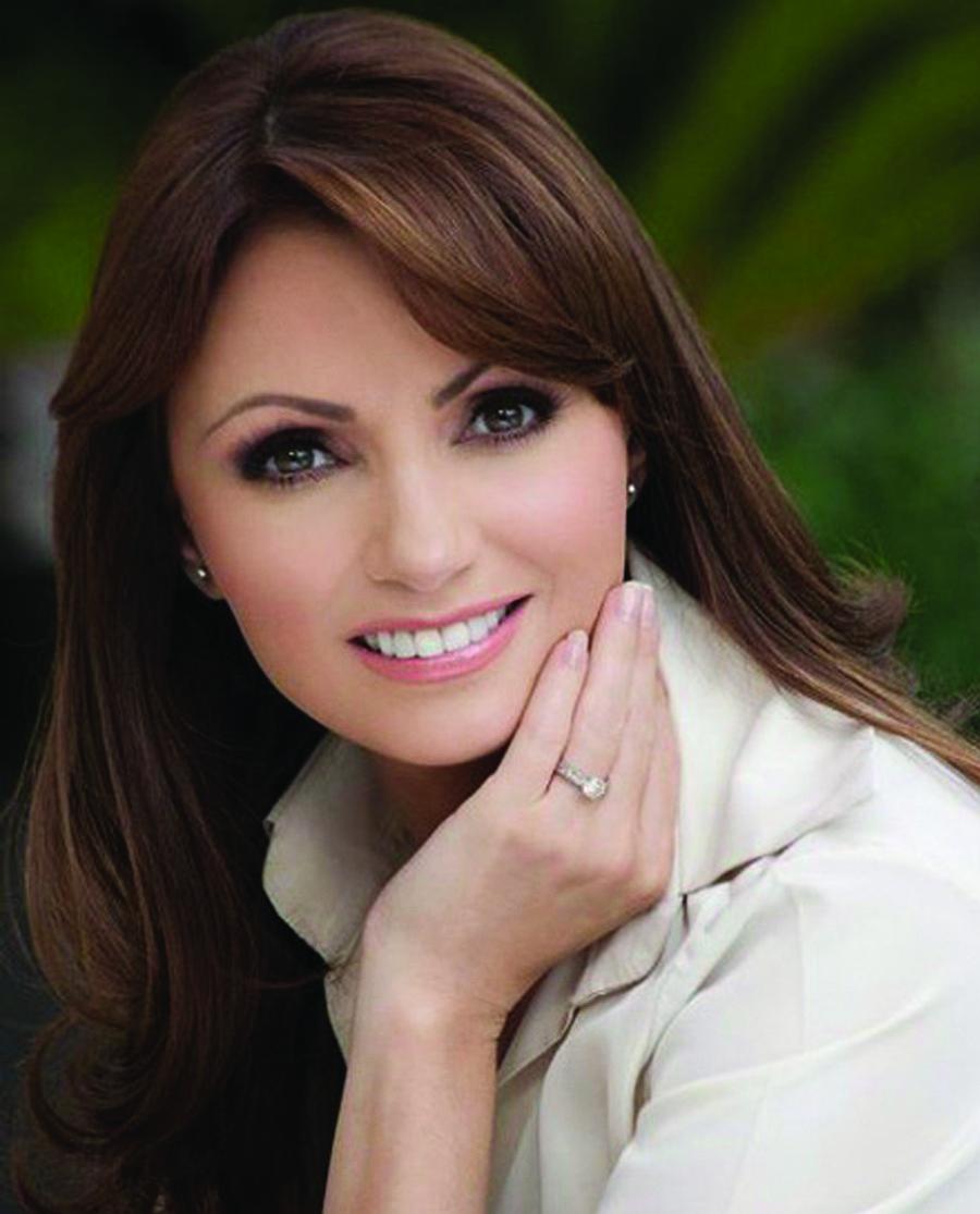 Angelica Rivero de Peña, aka La Gaviota