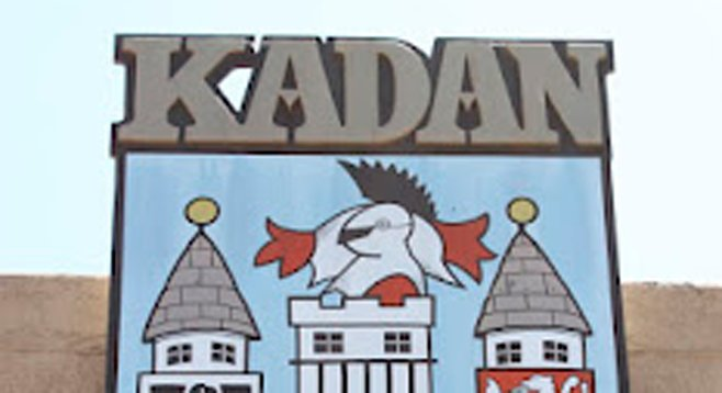 "Kadan owner Chris Heaney: ""They wanted something higher end."""