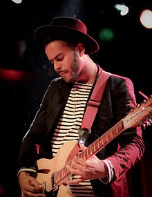 New York new-waver Twin Shadow plays Casbah Wednesday night.