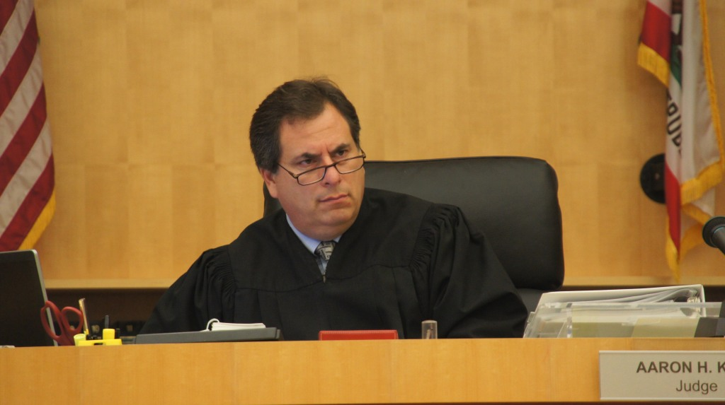 Judge Katz said it was an evening of drunkenness.  Photo Weatherston.