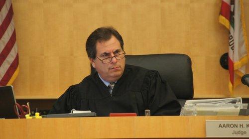 Judge Katz said it was an evening of drunkenness.  Photo Weatherston.