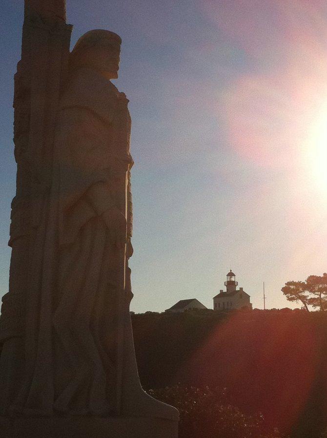 Pt. Loma lighthouse