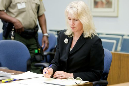 Prosecutor Anna Winn specializes in financial cases.  Photo Nick Morris.