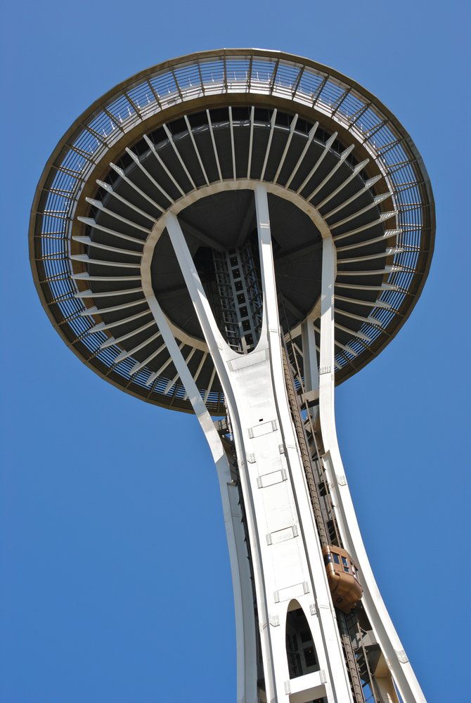 The Space Needle is just one of the amazing things to see in Seattle, WA.