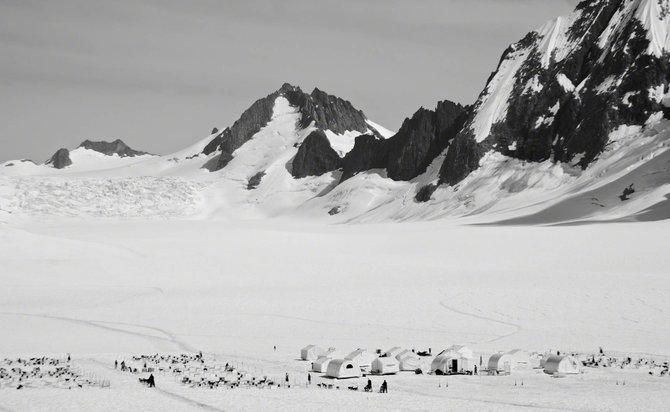 Location: Mush camp on Mendenhall Glacier - Juneau, AK Photographer: Steven Williams www.isstevestillalive.com www.facebook.com/isstevestillalive www.twitter.com/stevestillalive