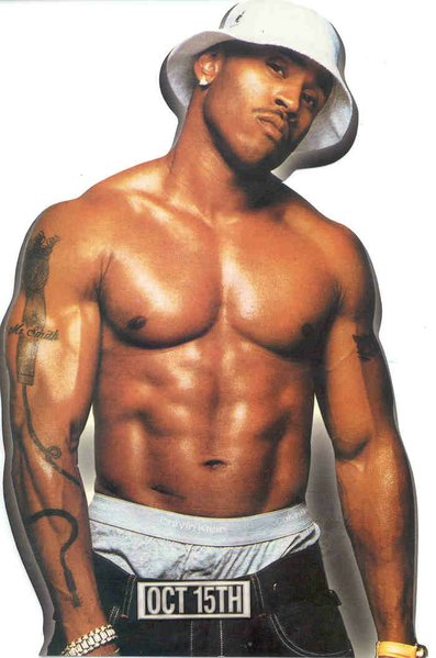 A visual reminder of what LL Cool J looks like.