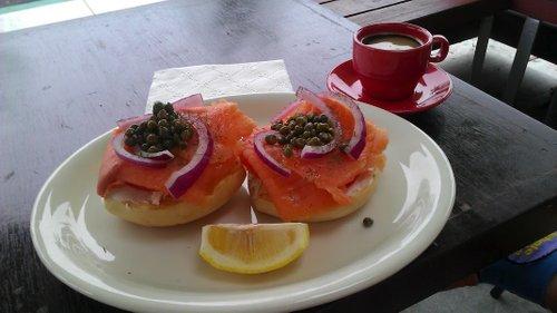 Bagel Cafe On Th Street San Diego