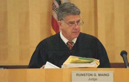 Heroin cases have sadly become common for Judge Maino.  Photo Weatherston.
