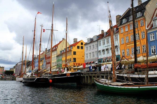 Nyhavn, Copenhagen.