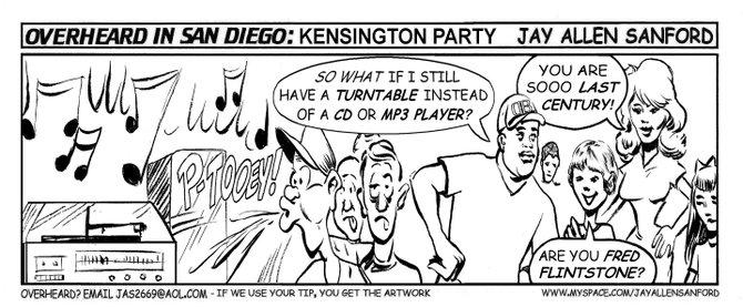 Kensington party