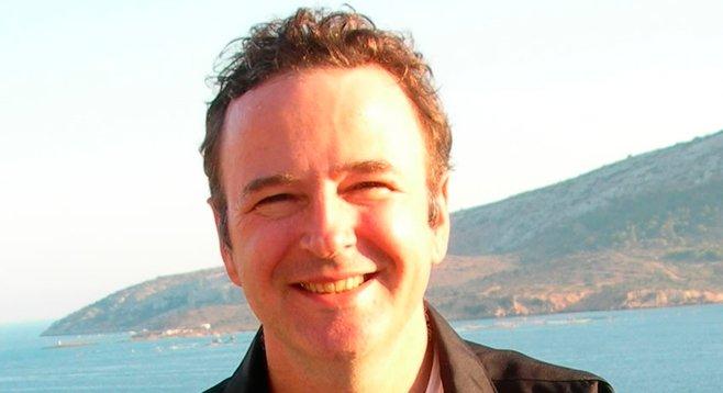 Tony Barnstone