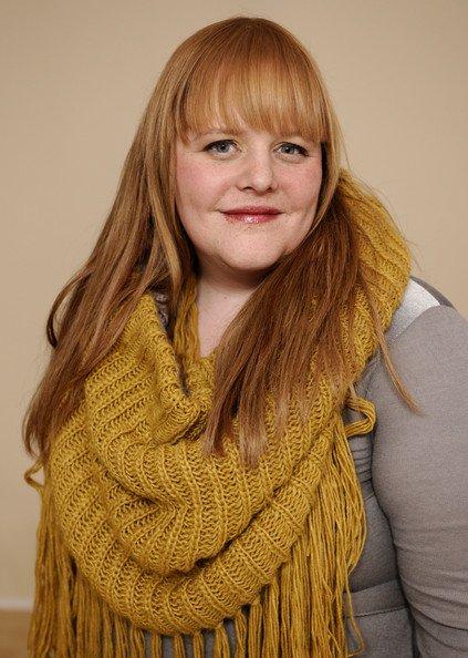 Katie Anne Naylon.