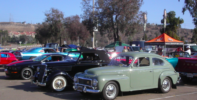 The September 3 show's vehicles numbered nearly 300 and included almost everything imaginable on wheels.