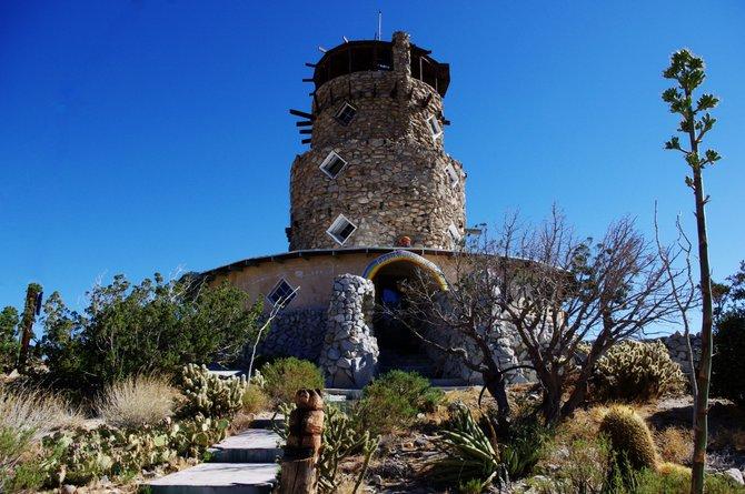 Desert View Tower - Jacumba, CA