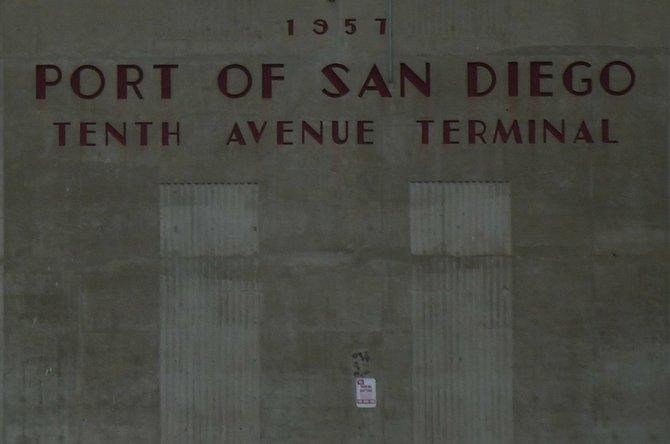 Port of San Diego, CA