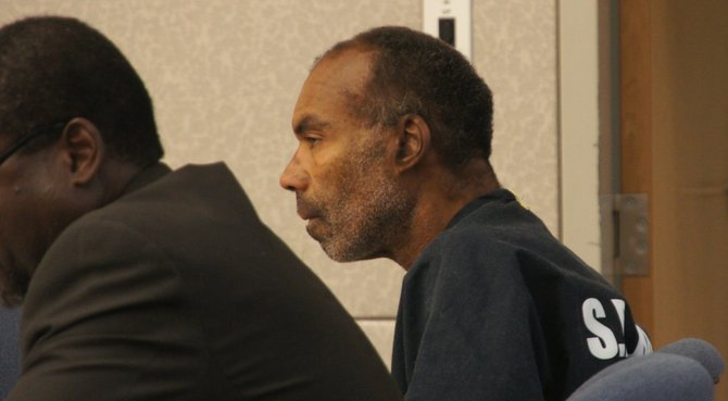 Calvin Moore, 52, in court today. Photo Weatherston.