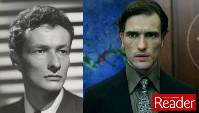 Separated at Birth: Jean-Louis Barrault and Ed Stoppard.