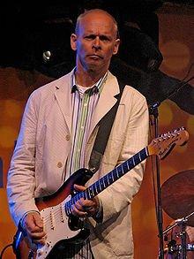 Wayne Kramer plays Bar Pink during San Diego Music Thing.