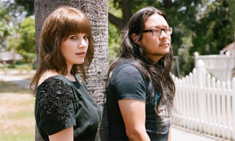Best Coast hits the beach in O'side Sunday.