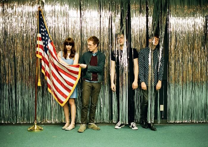 Ringo Deathstarr lands at Soda Barr on Monday.