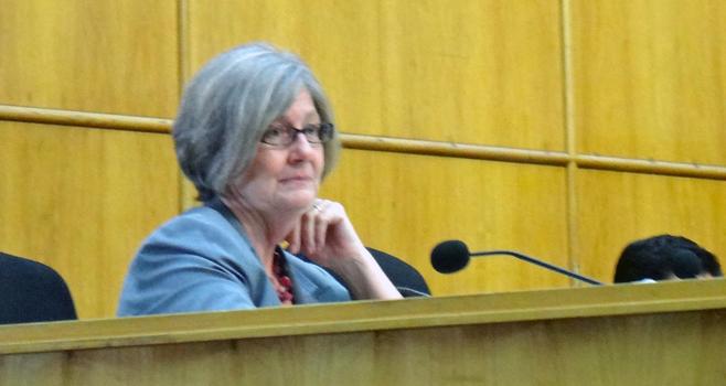 District 1 councilmember Sherri Lightner