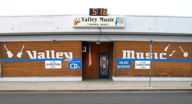 Valley Music shutters after 60 years in business in El Cajon.