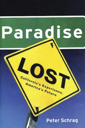 In Paradise Lost, Peter Schrag writes about the breakdown of community identity in California following the Mello-Roos act.