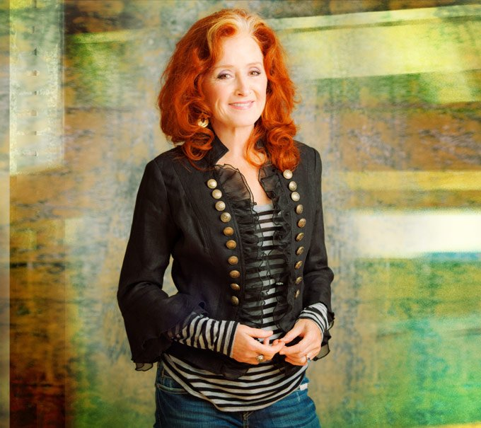 First-lady of blues-rock Bonnie Raitt plays Humphreys by the Bay.