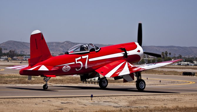 Air Show at Gillespie Field, El Cajon