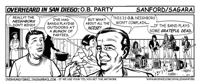 O.B. party
