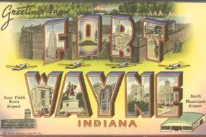 The year is 2012.  In many aspects, Fort Wayne is stuck in the 1950s.